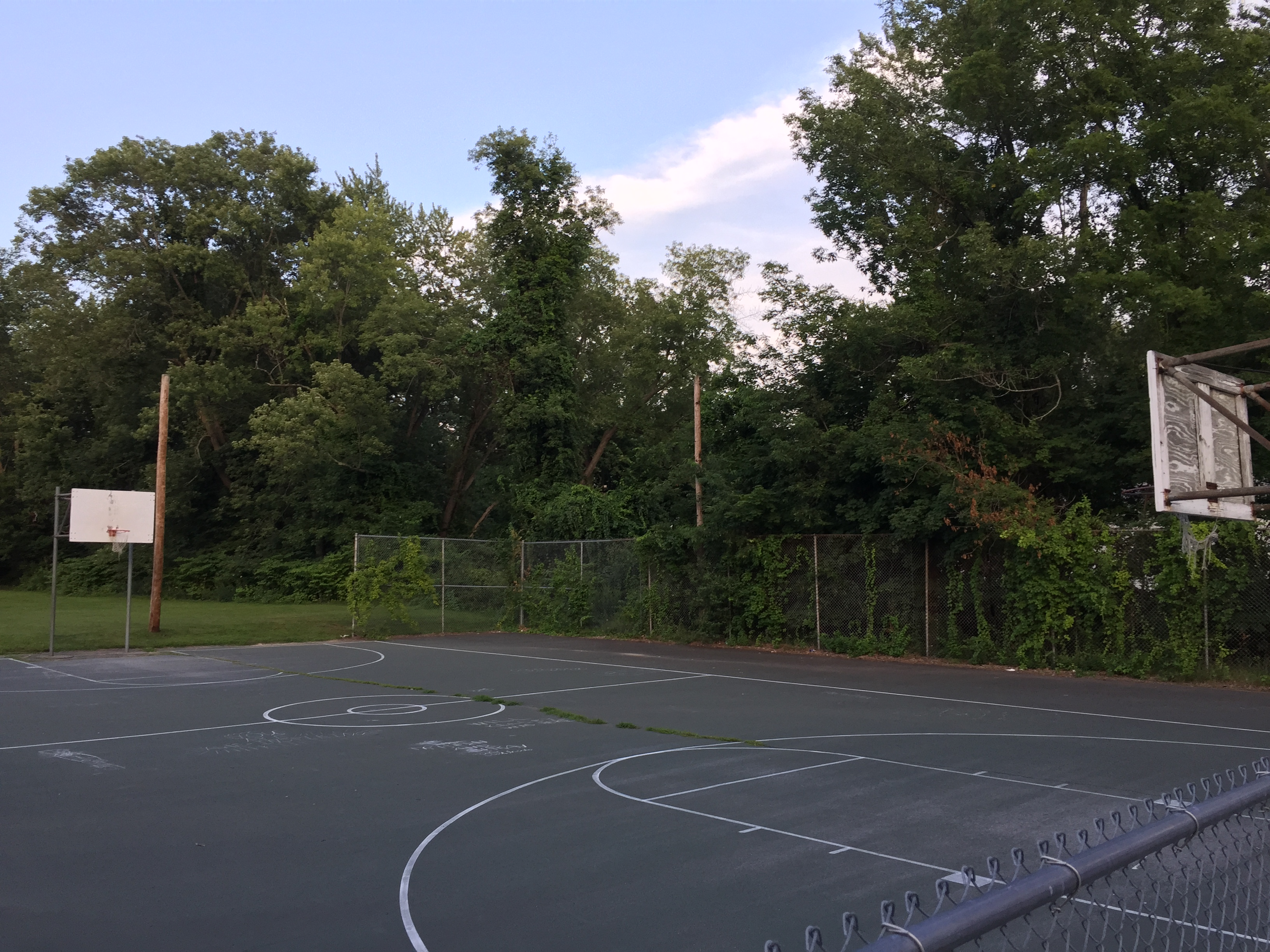 navy yard court